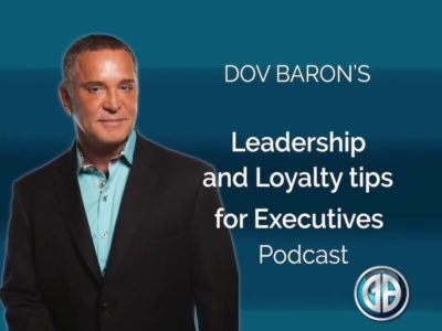 >Brad's interview on The Leadership and Loyalty Podcast