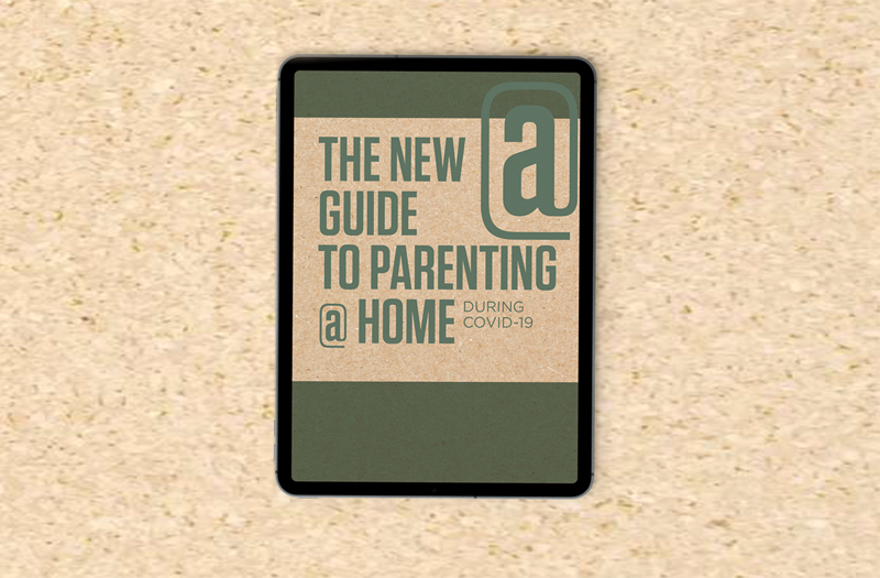 The New Guide to Parenting @ Home
